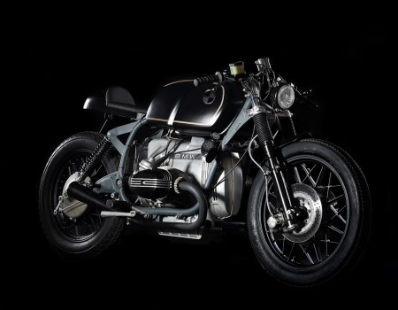 BMW R100 RT – Fighting