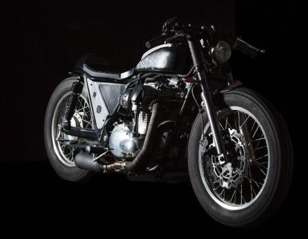 Kawasaki W800 – Buffalo