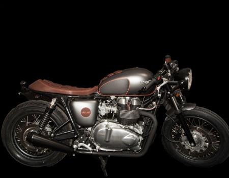 Triumph Thruxton – Le Classique