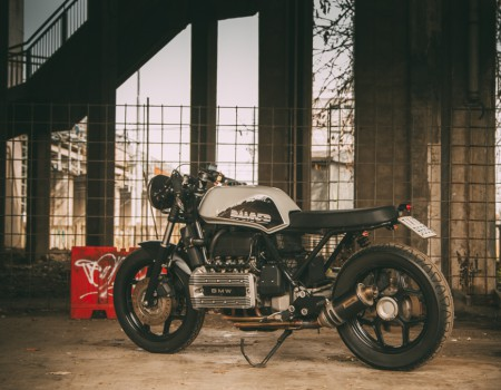 BMW K100 – Damned
