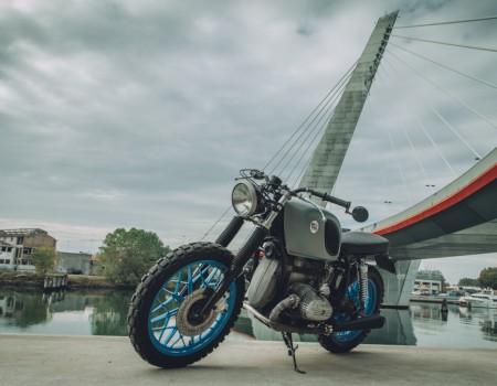 BMW R65 – Torcida