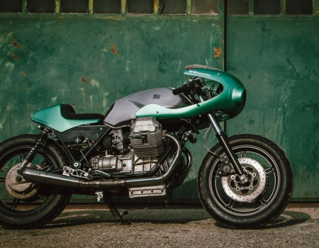 Moto Guzzi SP3 – Fragore