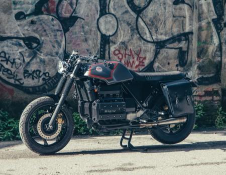 BMW K100 – StreetLife